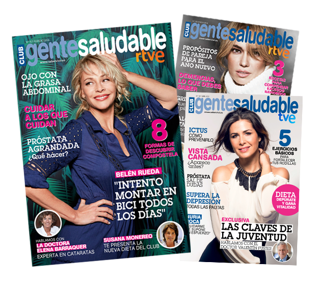 REVISTA CLUB GENTE SALUDABLE