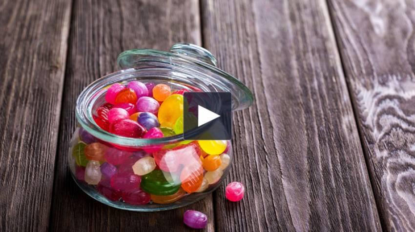 Chicles, caramelos... ¿Son buenos?