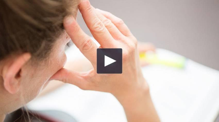 Exámenes y ansiedad