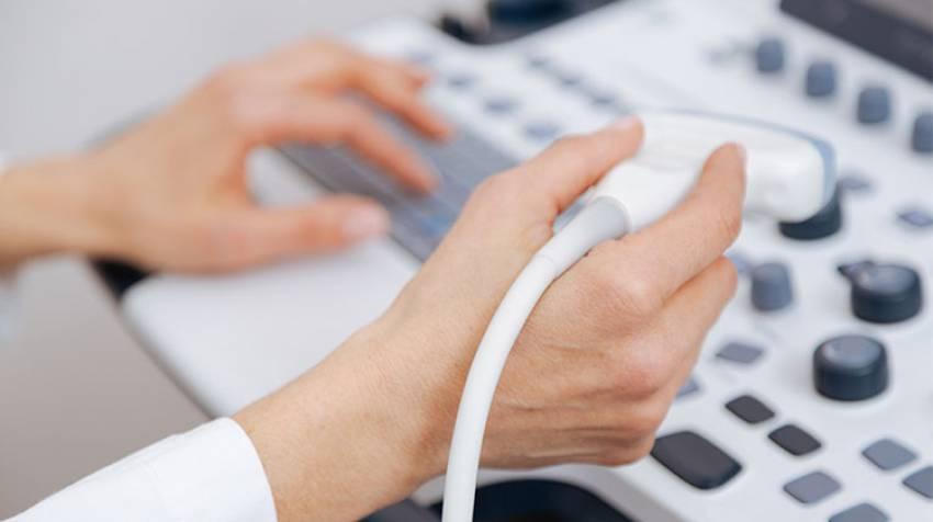Ecodoppler:Ultrasonidos para examinar el flujo sanguíneo