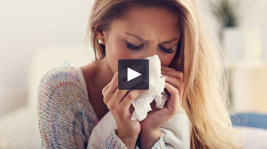¿Cómo estornudar bien?