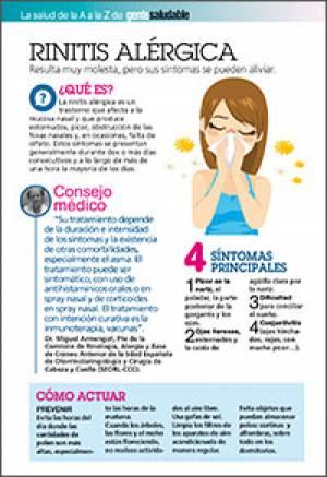 Rinitis alérgica