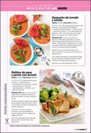 Gazpacho de tomate y sandía