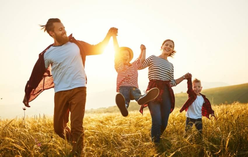 Las claves de la felicidad: 8 consejos para vivir con positividad