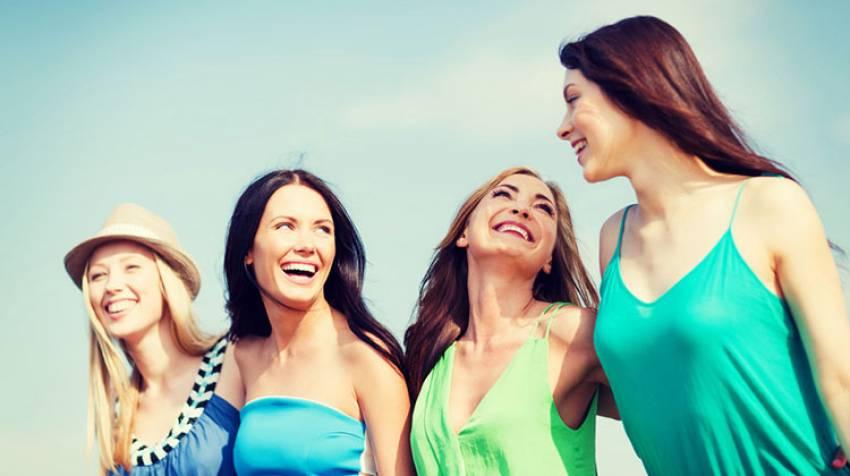Tener amigos, sus 10 efectos 'saludables'