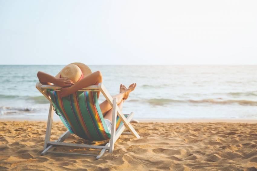 Un verano para descansar