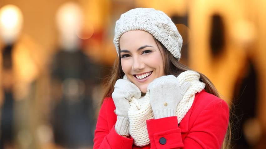 Si el frío aprieta... ¡piel más protegida!