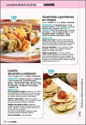 Alcachofas y gambones en vinagre