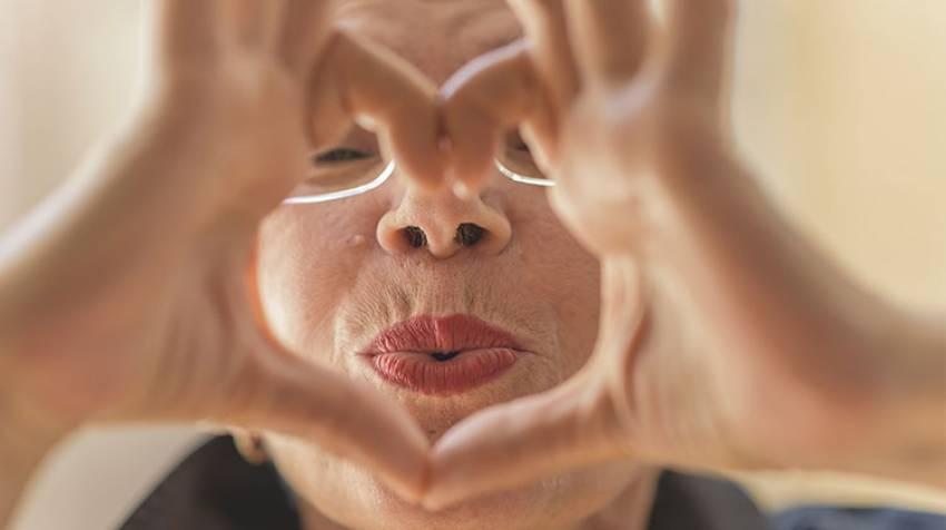 Un beso tuyo basta para sanar