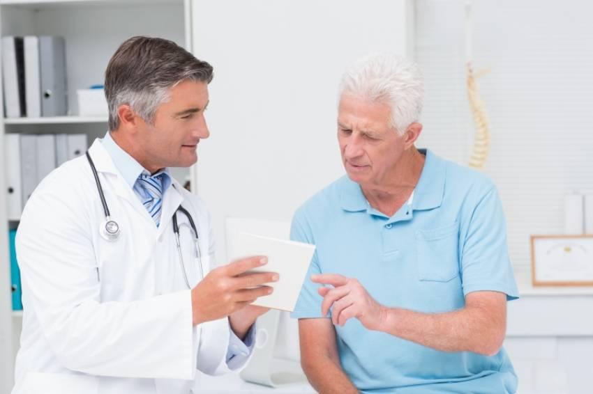 Próstata agrandada