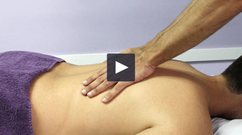 Remedios para la espalda