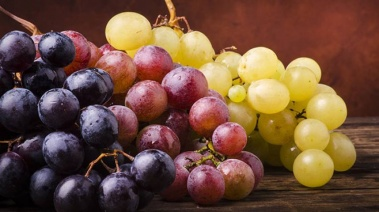 Uvas: Racimos de salud