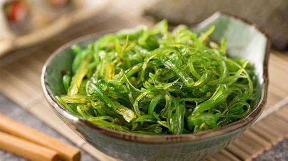 Algas: La verdura del mar