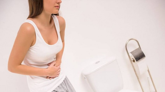 Diarrea:Corta por lo sano